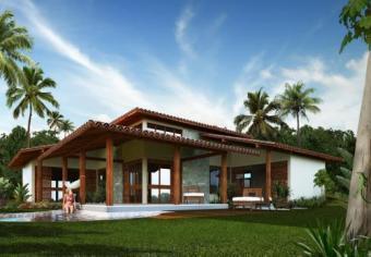 Beach Villas in Condo Natal