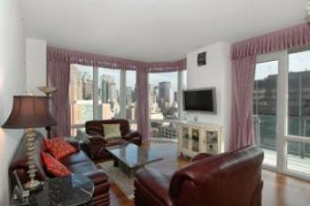 A one bedroom apartment for rent New York