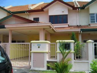 FREEHOLD DOUBLE STOREY TERRACE Shah Alam