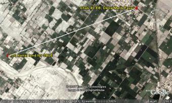 for SALE or EXCHANGE 100 Kanals Arifwala-Sahiwal Road