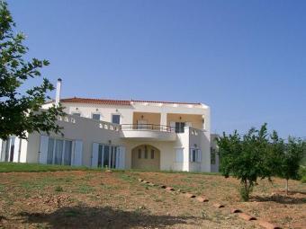 Two storey luxurious house Elia