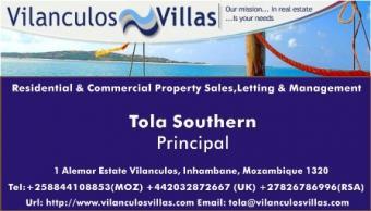 Property Expert Mozambique Inhambane