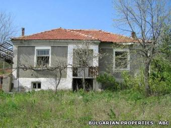 house in Bourgas area Brjastovec Village