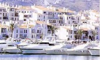 Fantastic 1 Bed Port Apartment Puerto Banus
