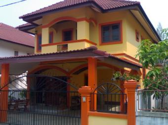 House for sale in CM 1.5 Mil. Chiang Mai