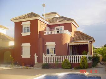 Villa for Sale Pinar De Campoverde