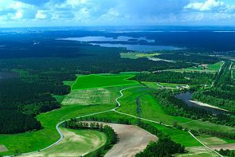 Cottage settlement Riga