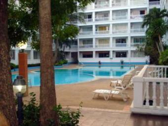 Convenient quiet location just 5 Pattaya