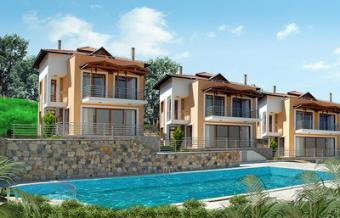 Brand new detached villas Aydin