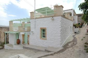 Traditional village house Hamezi Sitia Crete