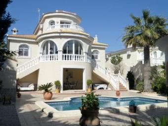 Luxury Villa Rojales Rojales