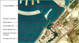 Ocean Heights Dubai
