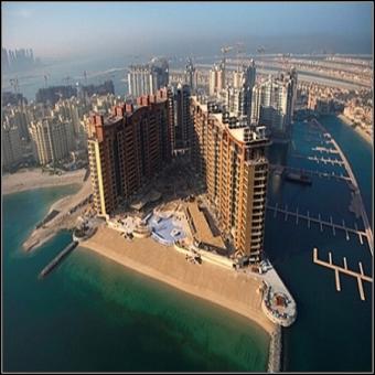Tiara Residence Apartment 2 BR Dubai
