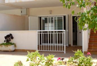 Apartment next to the beach Mojacar