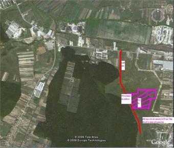 land for sale in Romania - good Zalau