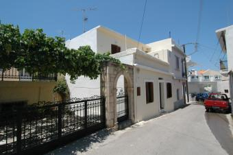 Two story house Piskokefalo Sitia Crete