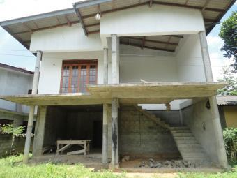 90% complete House for Sale Kaduwela