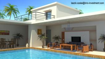 5star villas at Coral Beach Fortaleza
