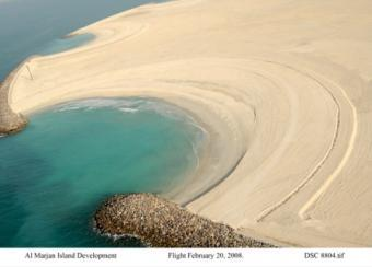 Beach Plot in UAE Ra`s Al Khaymah