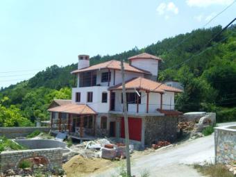 New house on Balchik's coast Balchik