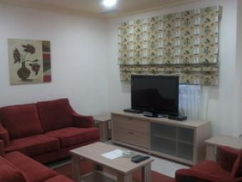 FURNISHED 2 B/R S. POOL . GYM Salmiya