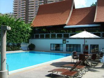 Apartment / Condo on Sathorn/Silom Bangkok