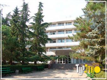 Resort Hotel in Crimea FOR SALE The Crimea
