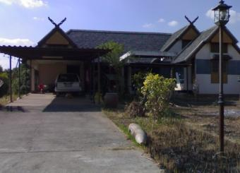 House for sale in CM 6 Mil. Chiang Mai
