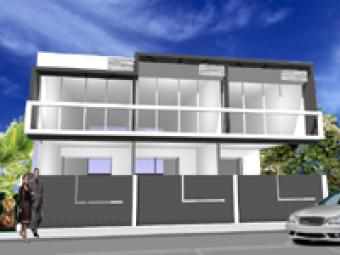 2 Storey Modern Townhouse in Suc Parañaque