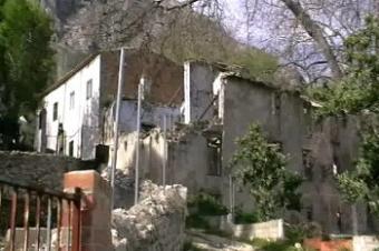 land with a house, mill, garden Jaén