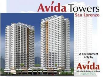 Affordable property fr AyalaLand Makati