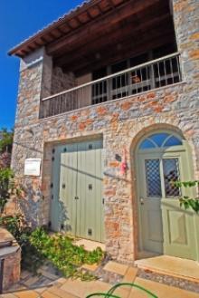 Luxurious villa in Skopelos Volos