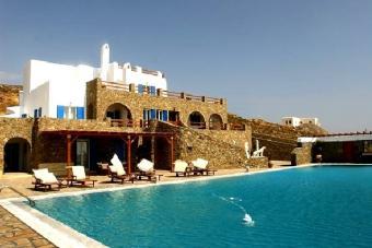 Villa Aegean Vista Mykonos