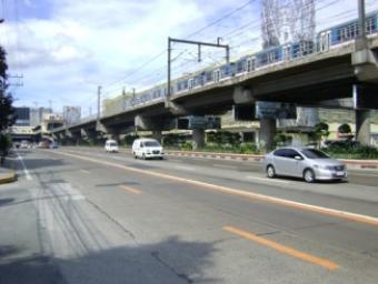 FRONTAGE OF 100 m ALONG EDSA Quezon City
