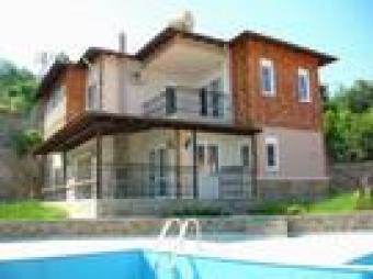 Mountain & sea view villas:185 Alanya