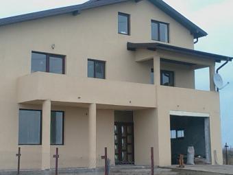 Villa Su=380sqm in Breazu area Iassy