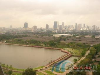 The Lakes, for rent (Lake View) Bangkok