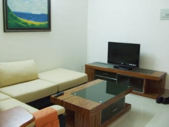 furnished apt,AN PHU building District 2, Hochiminh City