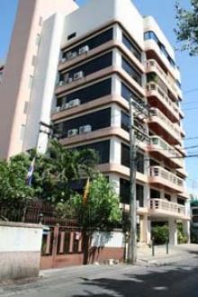 Service Apartment on Sukhumvit 21-63 (Asoke-Ekkamai) Bangkok