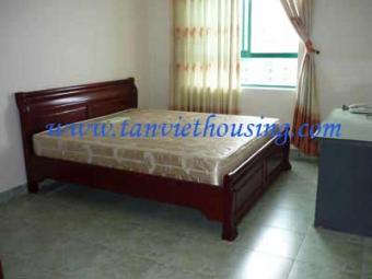 01 bedroom apartment in Trung Ho Hanoi