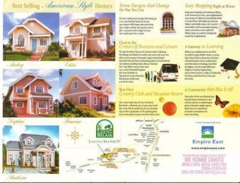 LAGUNA BEL AIR(house&lot) Laguna