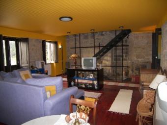 House in granite Talhadas