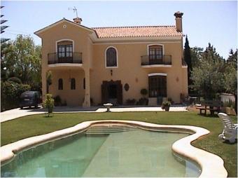 Villa in Guadalmina (Marbella) Malaga