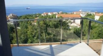 Urban villas with the seaview! Opatia