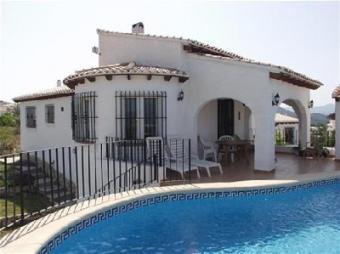 141 sqm villa in Monte Pego Monte Pego