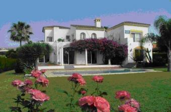 MARBELLA (SPAIN) villa for rent Marbella