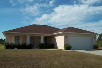 3 Bed Single Family Home Florida Lehigh Acres