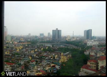 Lakeview apartment with 3 beds Hanoi