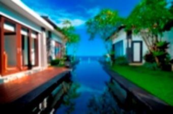 Incredible Cliff Line Villa Bali
