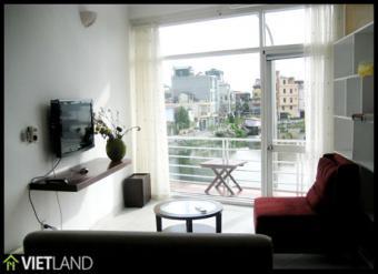 Lake view apartment for rent Hanoi